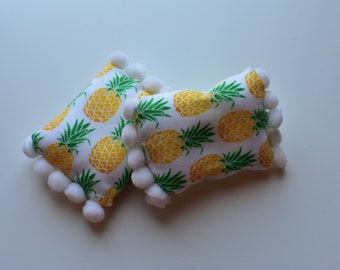 OOAK Custom made Pineapple Paradise Blythe Doll Pillows