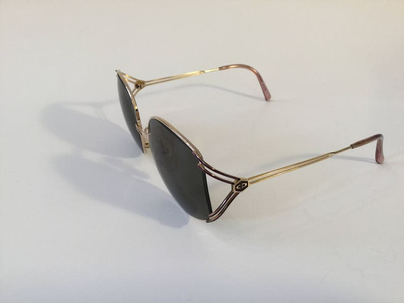 22f7b987cd74 Vintage 90s Christian Dior Sunglasses CD 2590 48 5517 125
