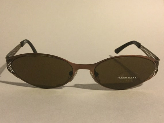 e0062d90fcdd Vintage Steelmax 90 s Sunglasses 6T 1504 153