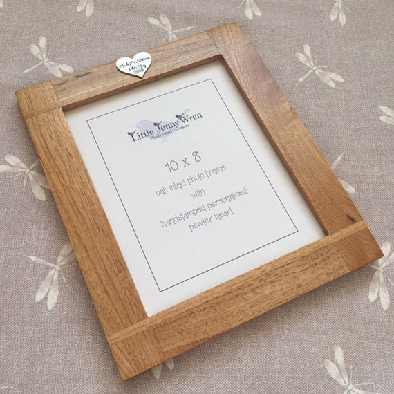 "Bespoke Personalised best nanna photo Frame 6/""x4/"" scrabble art gift keepsake"