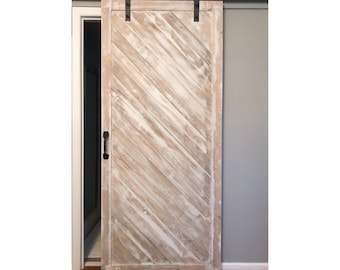 Coastal Barn Door
