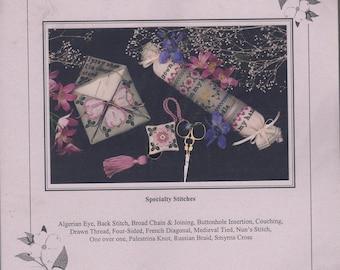Designer Shaker Herbs Wildflowers II Rae Iverson