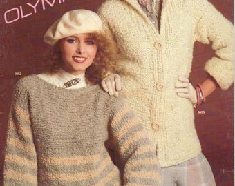 Unger Olympia Knitting Book - Vol. 266