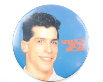 """6"""" New Kids on The Block Danny Pin"""