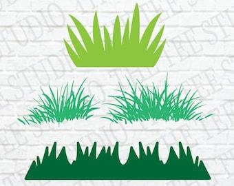 Grass SVG - Image Bundle