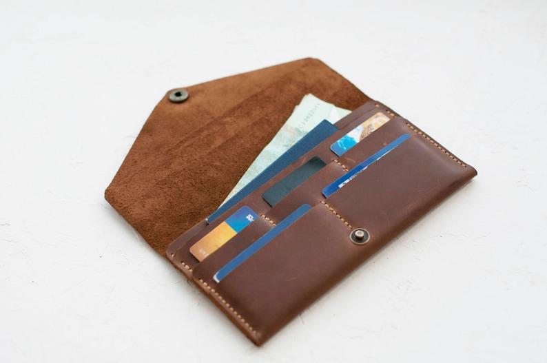 ed8c6fe1bd93 Passport wallet Passport holder leather Travel wallet Leather | Etsy