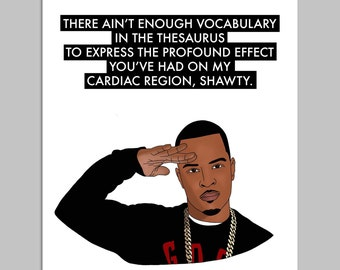 TI'S TESTIMONY - Funny Valentines Card, Valentines Day Card, Anniversary Card, Card for Boyfriend, Card for Girlfriend