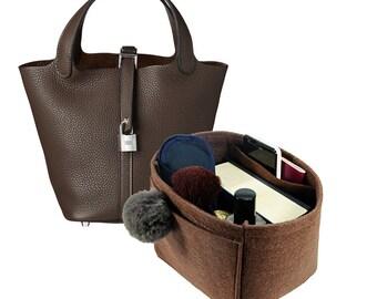 482715ba8 Bag Organizer, Hermes Organizer, Felt Bag Organizer, Picotin Organizer, Bag  Shapers, Bag Purse Organizers, Felt Bag Insert, Felt Organizer