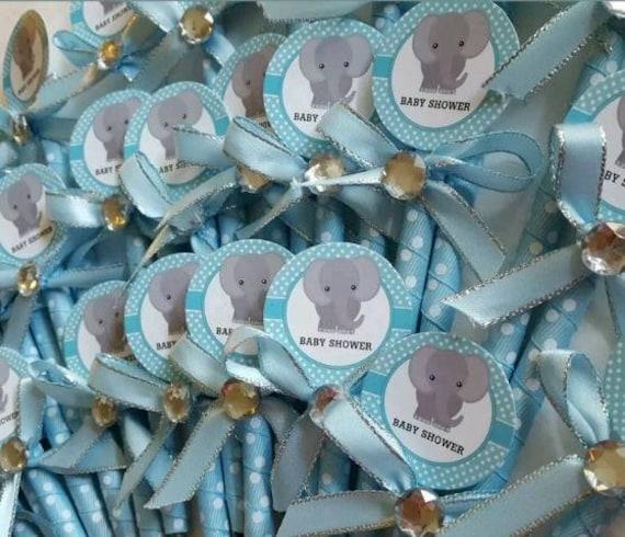 24pcs  Baby Shower ROYAL PRINCE  pens Favors for Boy