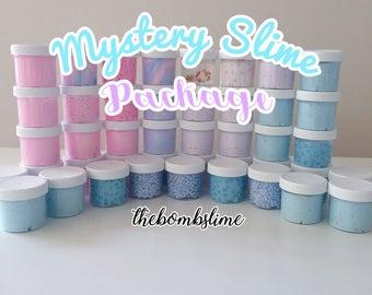 Mystery Slime Package