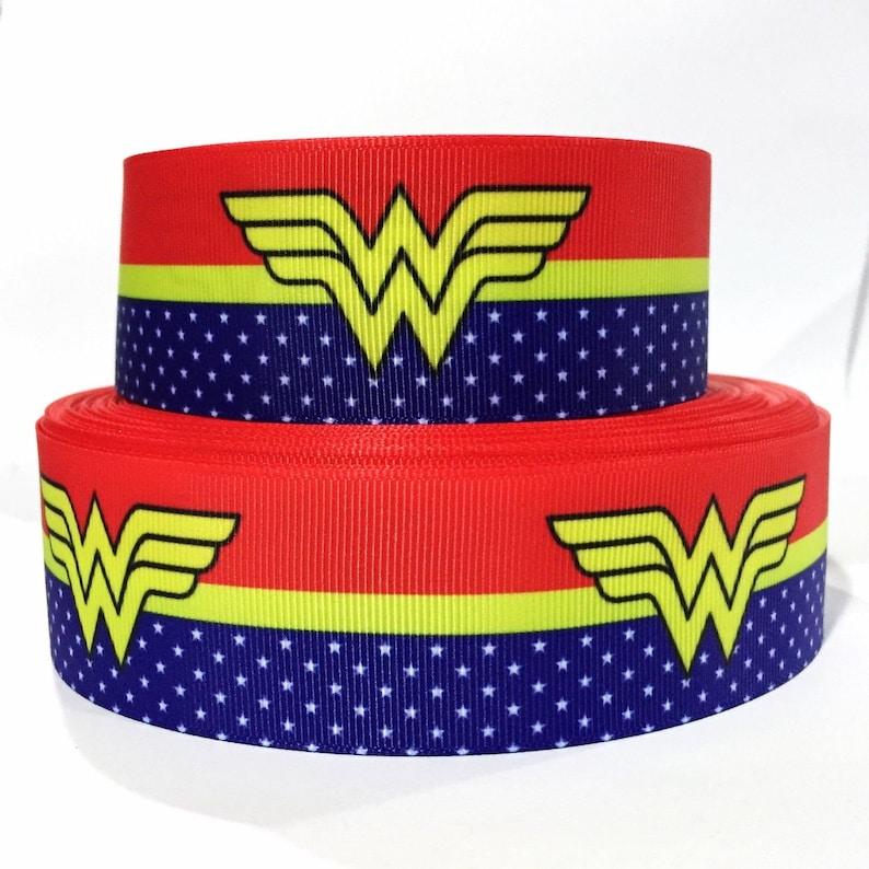 New Justice League ribbon includes Wonder Woman Superman Batman and more
