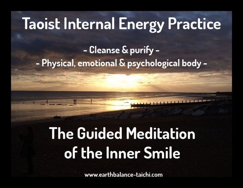 Guided Taoist Meditation Download, Calm the Mind and Relax the Body