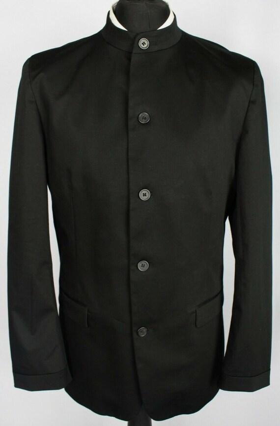 BOSS Black Nehru Blazer Jacket 44R EXCEPTIONAL QUA