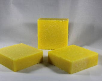 Tropical Citrus Scrub - Handmade Soap