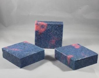 Glacial Stream Scrub - Handmade Soap