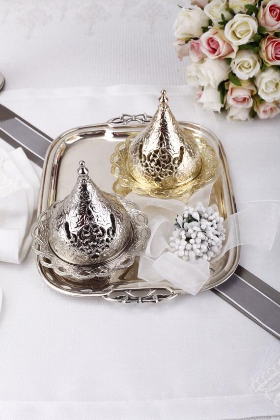 Hochzeit Gunsten Boxen Gastgeschenke Verlobungsfeier Luxus | Etsy