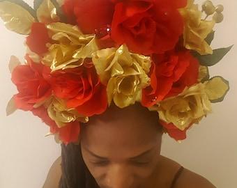 Lolita Rose Headpiece