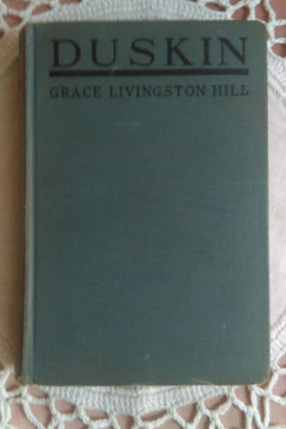 Duskin By Grace Livingston Hill Etsy