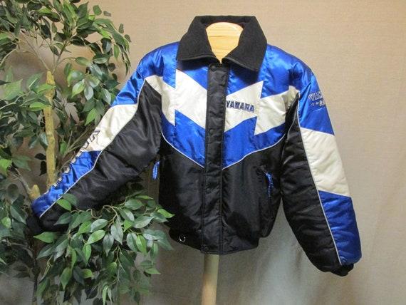Vintage 1990's Yamaha Racing Snowmobile Winter Jac