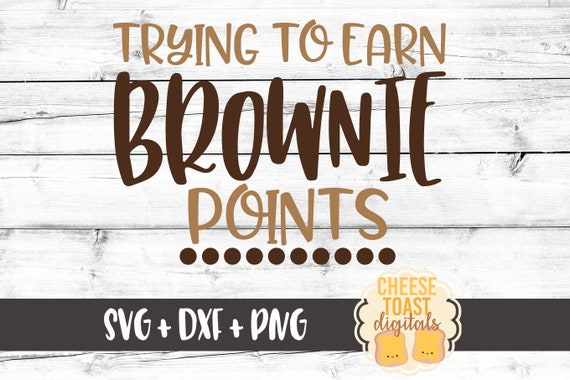 trying to earn brownie points svg teacher oven mitt svg etsy