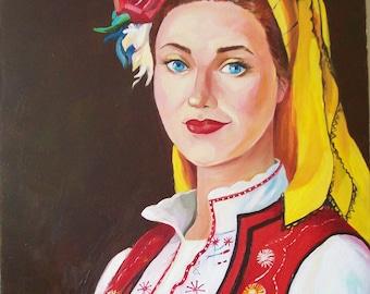Bulgarian woman