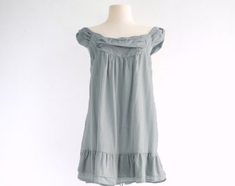 Peasant Blouse In Cotton Etsy
