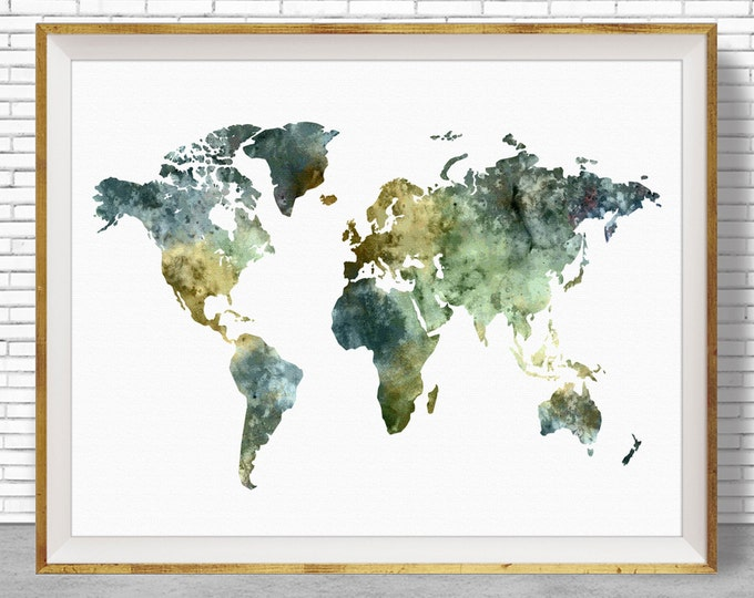 World maps mix world map poster world map wall art print world map print travel art prints world print gumiabroncs Choice Image