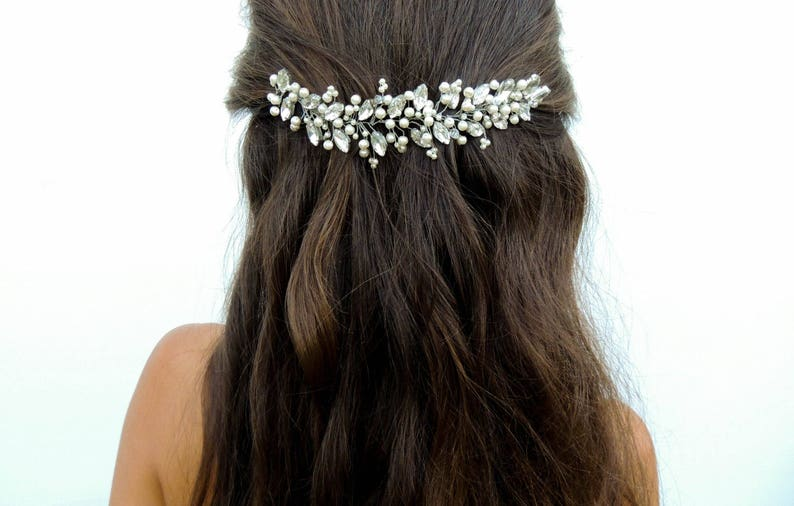 Bridal Hair Accessories Wedding Headpiece Hair Accessories image 0