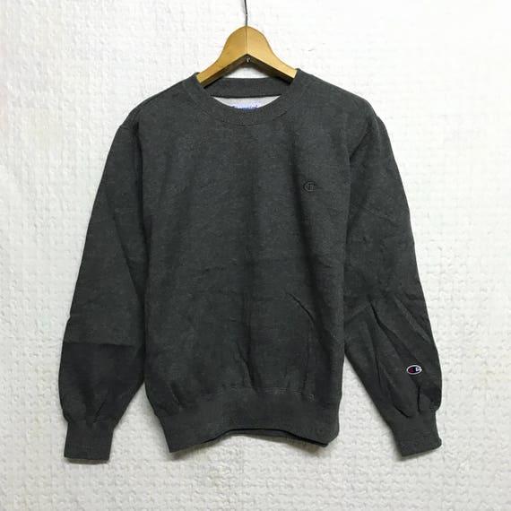 Rare !! Vintage Asics Sweatshirt Embroidery Small Logo Crewneck Size 160 #A4 WVz3HnKBlf