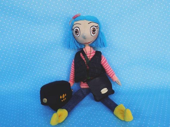 "Neca Coraline Coraline/'s Doll 10/"" Présentoir Replica"