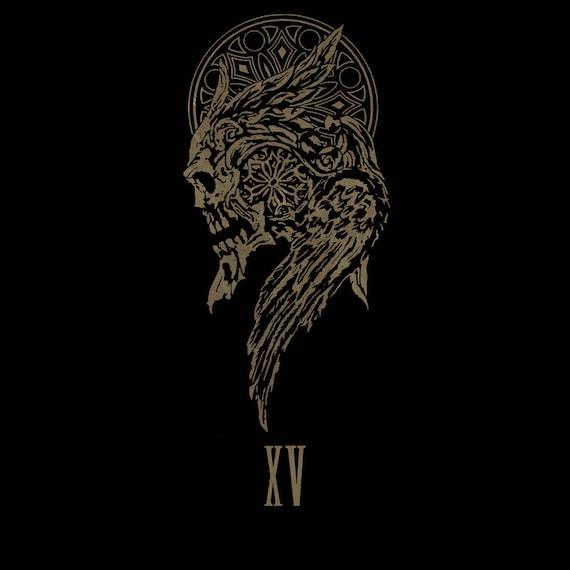 Final Fantasy Xv Ffxv Zip Frontal Hoodie Manche