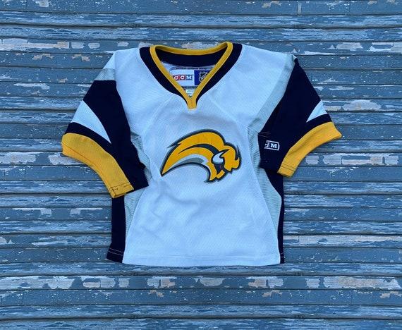 Vintage Buffalo Sabres Miller CCM NHL jersey toddl