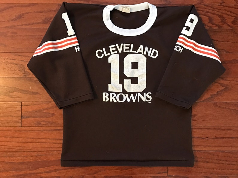 Vintage 90 s Hutch Cleveland Browns Jersey  2b4e428cd