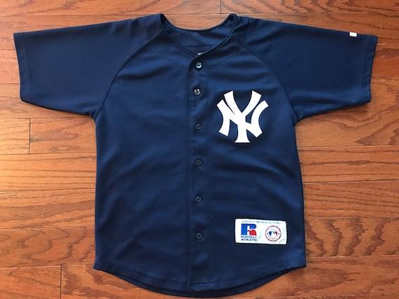 Vintage Jason Giambi New York Yankees MLB jersey  d447f47a060
