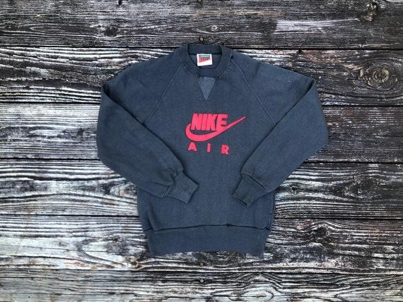 Vintage 90's kids Nike air crew neck sweatshirt