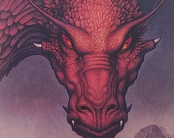 Eldest by Christopher Paolini - Inheritance Cycle - First Edition Children's Books, Kids Book - Eragon, Dragons, Fantasy Book