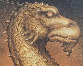 Brisingr by Christopher Paolini - Inheritance Cycle - The Seven Promises of Eragon Shadeslayer and Saphira Bjartskular - First Edition