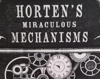 Horten's Miraculous Mechanisms by Lissa Evans - Magic, Mystery & A Very Strange Adventure  - First Edition Children's Books