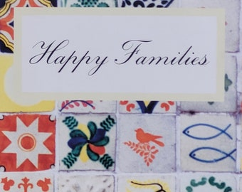 Happy Families by Carlos Fuentes - 2006 First Edition - Literary Fiction