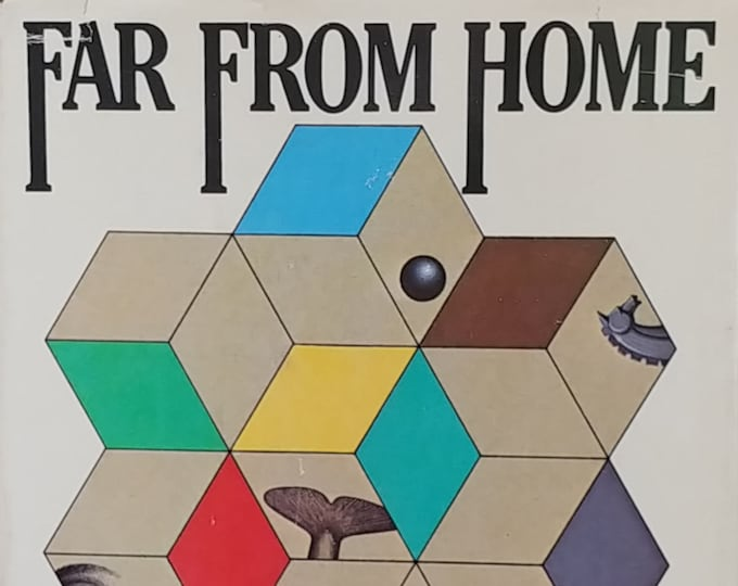 Far From Home by Walter Tevis - First Edition Book - Vintage Book, Science Fiction