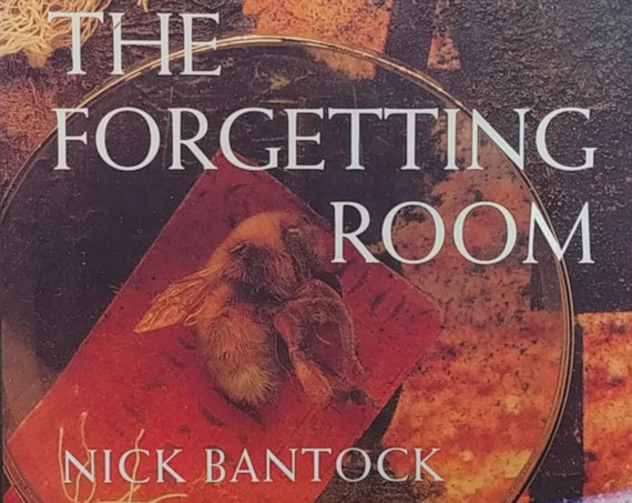 The Forgetting Room by Nick Bantock - First Edition Books - Vintage Books, Spain