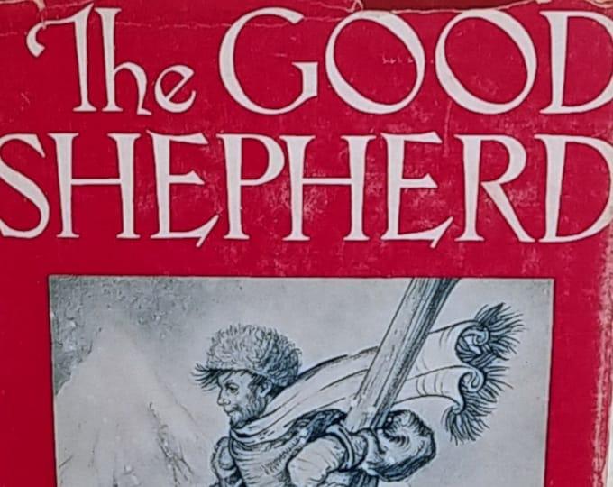 The Good Shepherd by Gunnar Gunnarsson - First Edition Children's Books - Vintage Book, Child Book, Iceland, 1940s