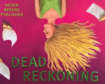 Dead Reckoning by Charlaine Harris - Sookie Stackhouse - First Edition Children's Books, Kids Books, Fantasy, Vampires, Telepathy, Louisiana