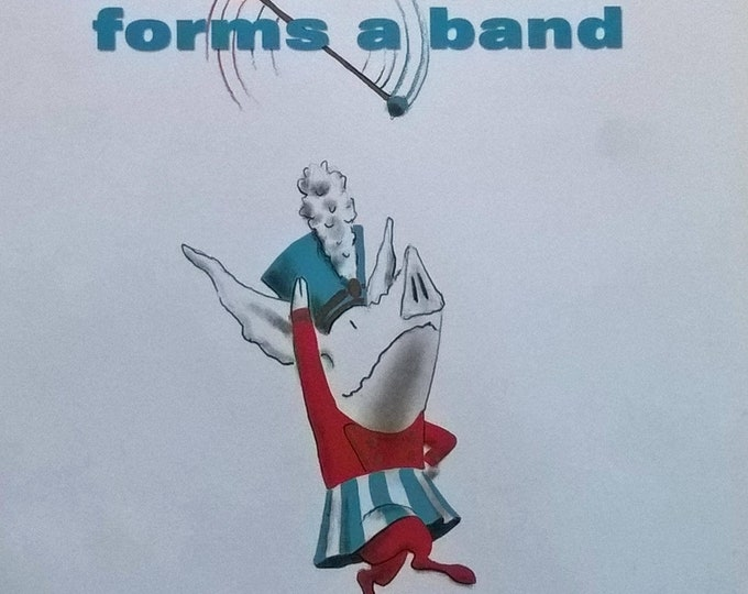 Olivia Forms a Band by Ian Falconer - First Edition Children's Books - July 4th, Independence Day, Marching Band