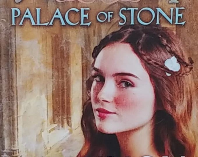 Princess Academy - Palace of Stone by Shannon Hale - First Edition Children's Books - Newbery Author