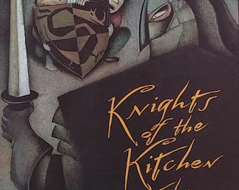 Knights of the Kitchen Table by Jon Scieszka, Lane Smith - 1991 First Edition - Time Warp Trio Book #1 - Vintage Child Book