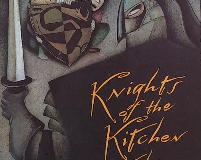 Knights of the Kitchen Table by Jon Scieszka, Lane Smith - 1991 First Edition - Time Warp Trio Book #1 - Vintage Child Book