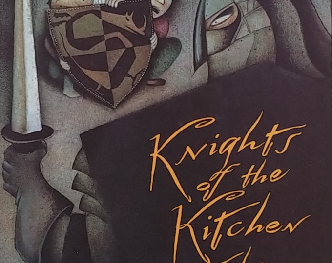 Knights of the Kitchen Table by Jon Scieszka - Lane Smith - Time Warp Trio Book #1 - First Edition Children's Books - Vintage Child Book