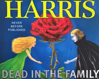Dead In The Family by Charlaine Harris - Sookie Stackhouse - First Edition - Childrens Books, Fantasy, Vampires, Telepathy, Louisiana