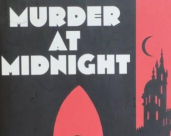 Murder at Midnight by Avi - 2009 First Edition - Children's Books, Prequel to Midnight Magic